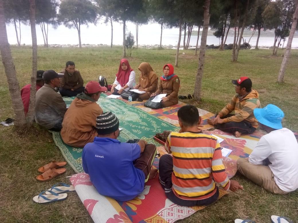 Revitalisasi Karamba Jaring Apung di Kecamatan Lembah Gumanti