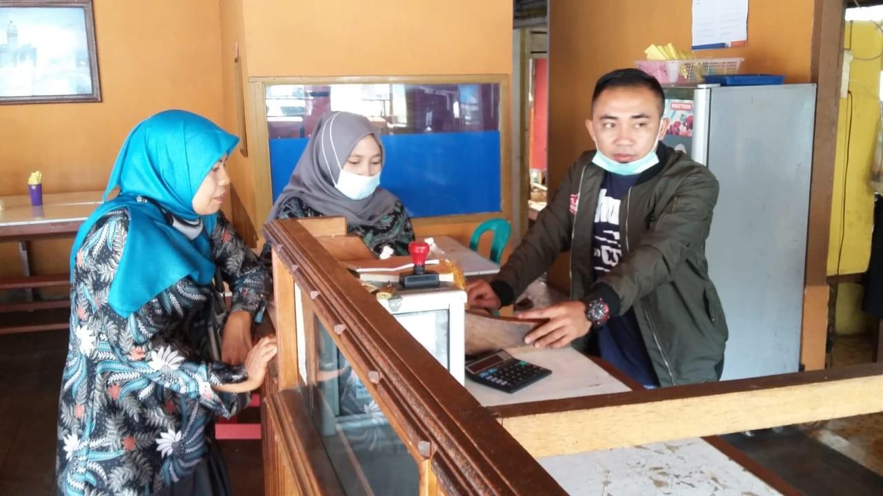 Survei Kebutuhan Ikan Rumah Makan /Restoran di Kec. Gunung Talang