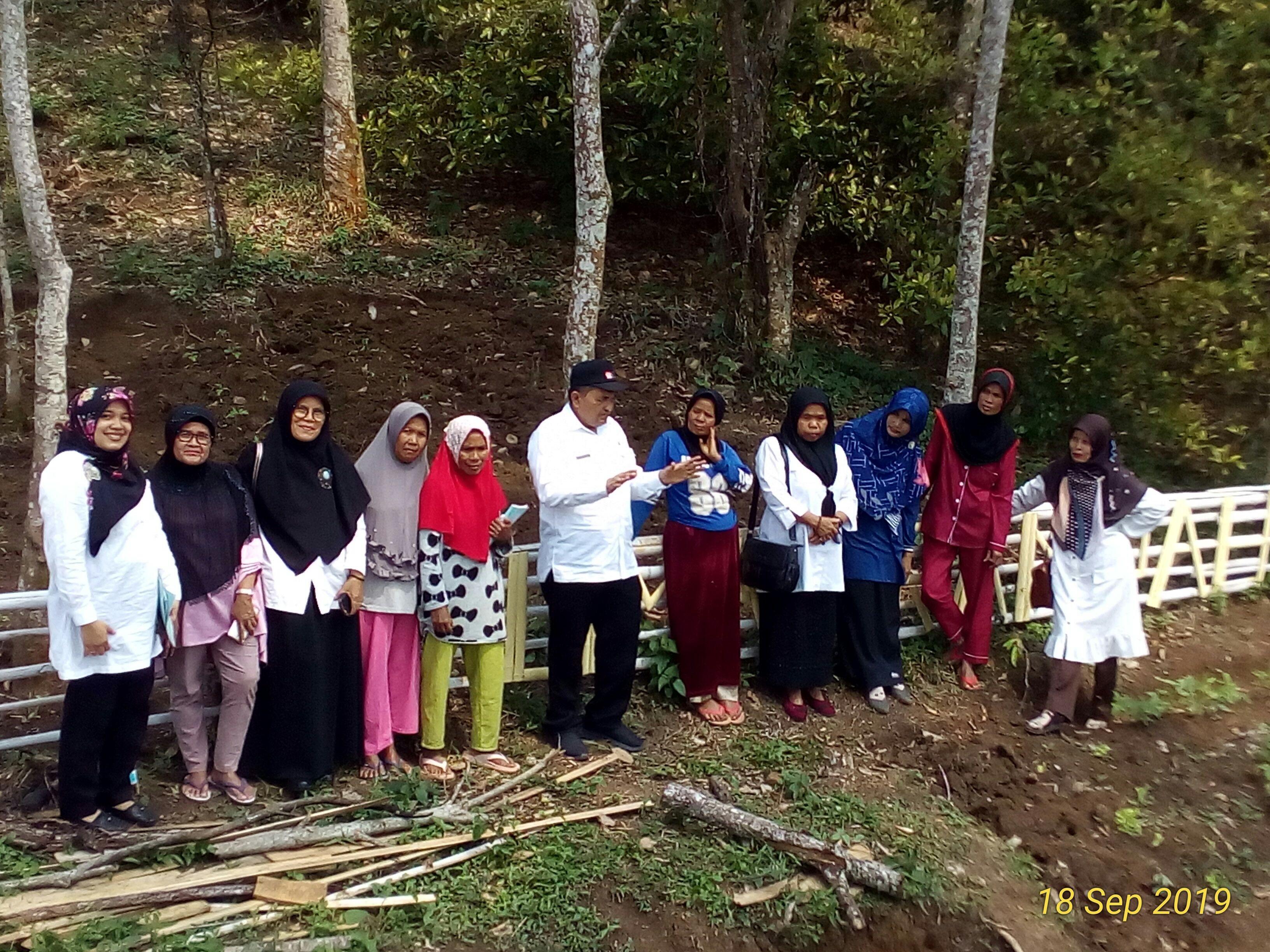 Pembinaan Kelompok Wanita Tani