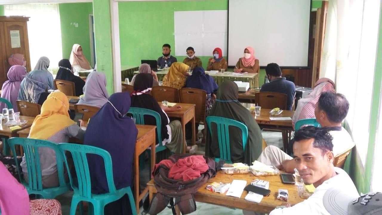 Sosialisasi Akses Permodalan dan kelembagaan Pelaku Utama Perikanan Dalam Menyikapi masa Pandemi Cov
