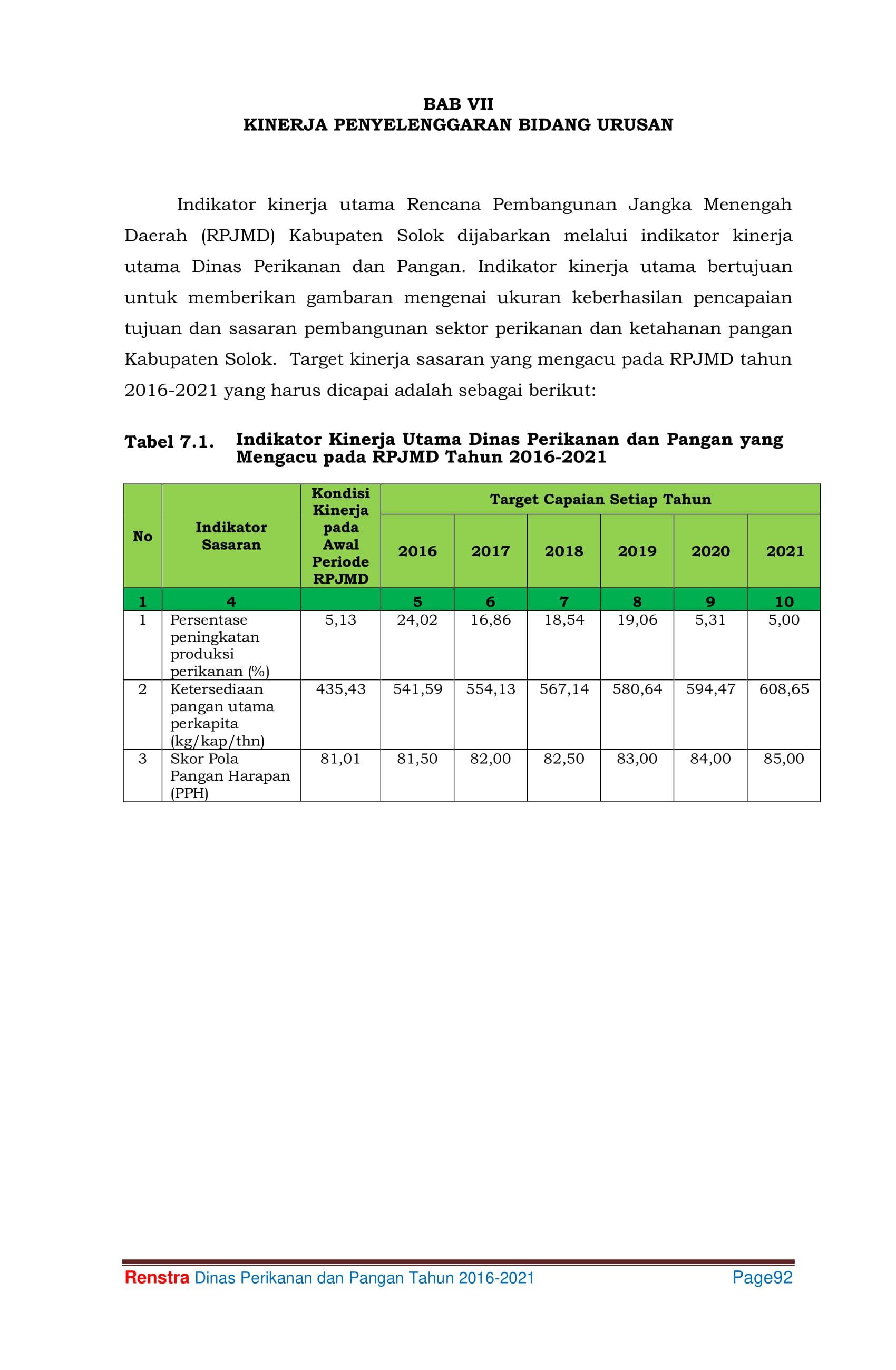 Renstra DPP 2016-2021 109